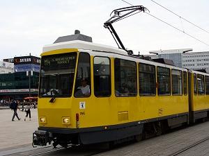 Transports berlin transports publics berlin tram l 39 un des plus anciens r seaux de tram - Office du tourisme de berlin ...