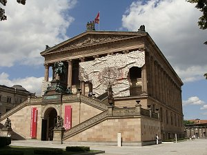 Ancienne Galerie nationale, Alte Nationalgalerie