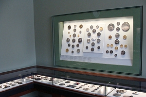 Münzkabinett, la Collection numismatique, Bode Museum